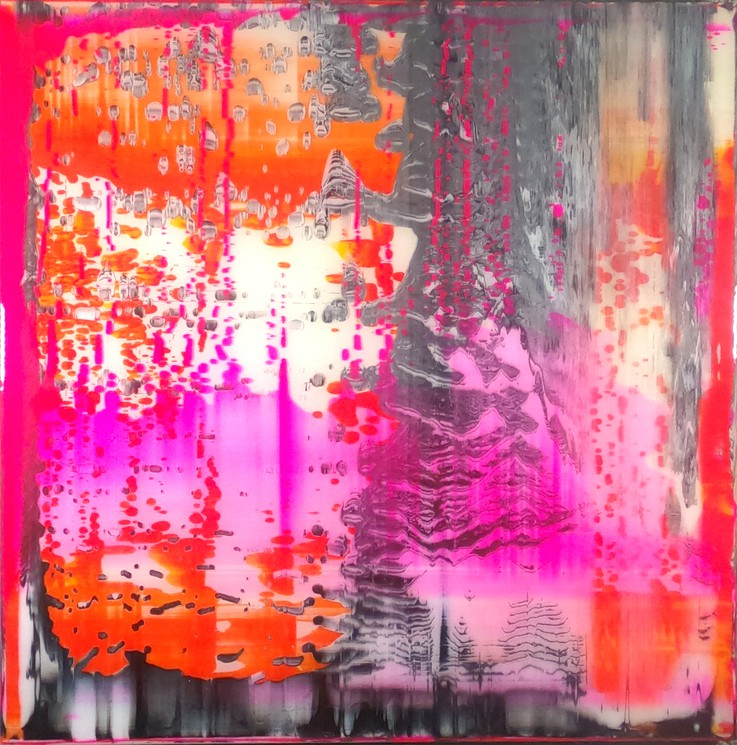 ▷ Mark Rothko by Danny Giesbers, 2021 | Painting | Artsper (1141095)
