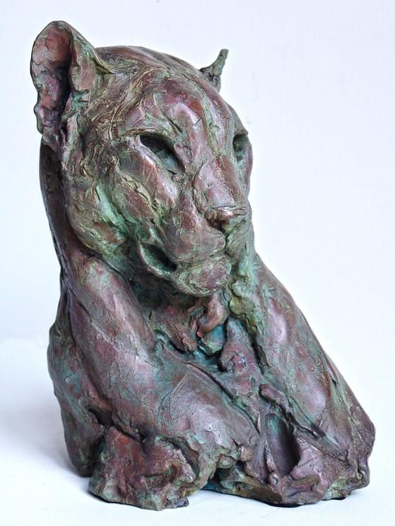 Noticias Alfabeto enchufe  ▷ Tête de Puma by Patrick Villas, 2017 | Sculpture | Artsper (311173)