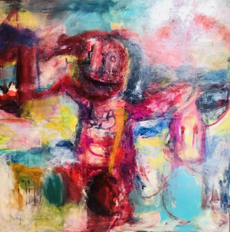 Revolution Francaise 2018 Par Muriel Deumie 2018 Peinture Artsper 446289