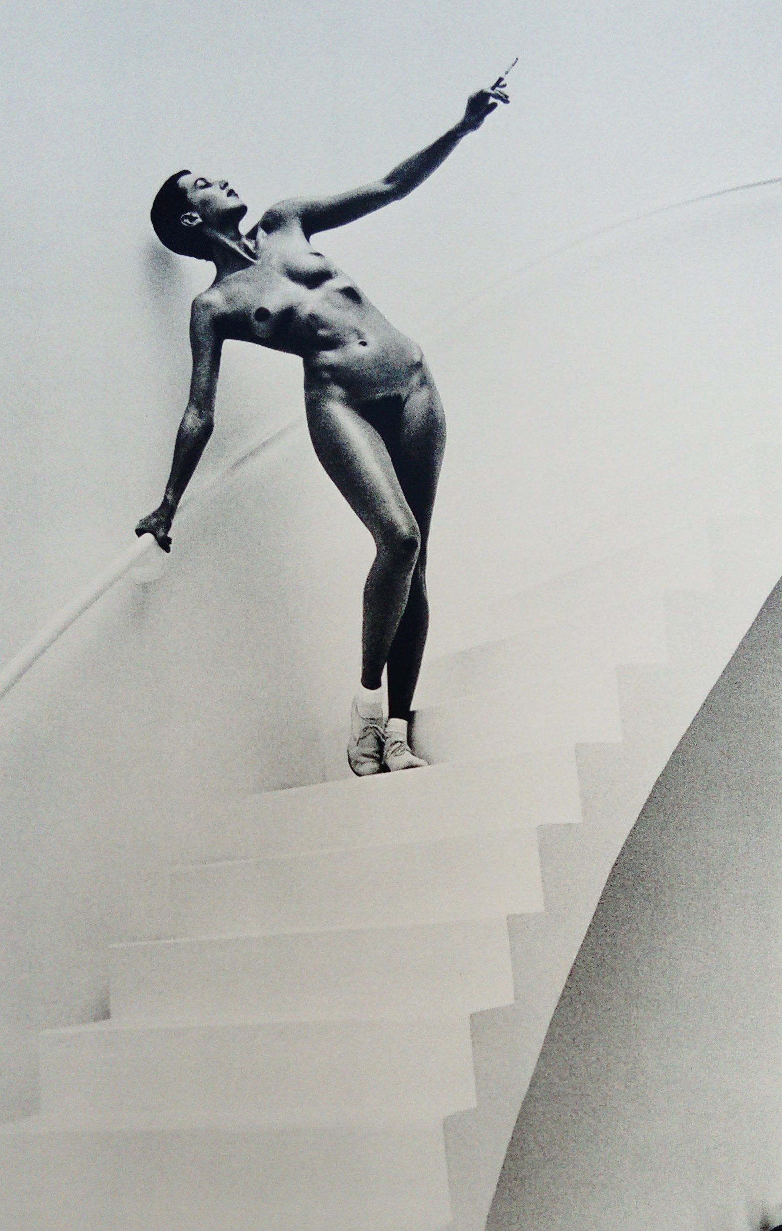 In my studio by Helmut Newton, 1978 | Photography