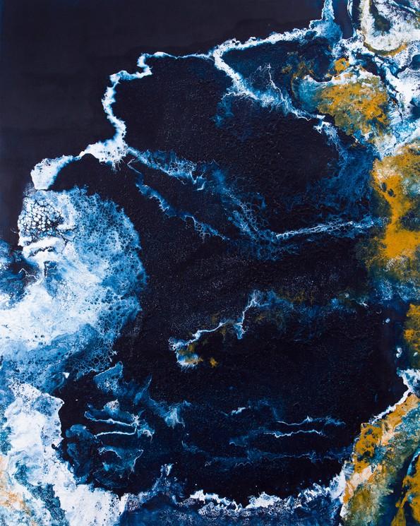 Le voyage d'Ulysse par RuFus, 2019 | Peinture | Artsper (769188)