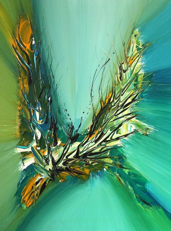 Like A Papillon Par Jo Sada 2020 Peinture Artsper 816600