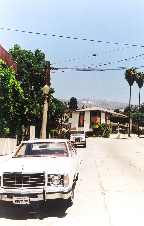 Dani Garcia Sarabia, Usa'90 Hollywood ambiance film vintage