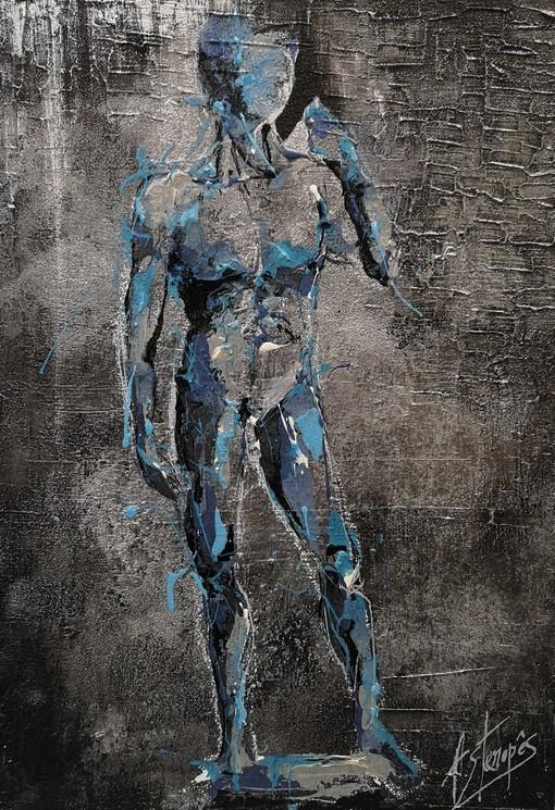 David Par Amandyne Steropes 2020 Peinture Artsper 862455