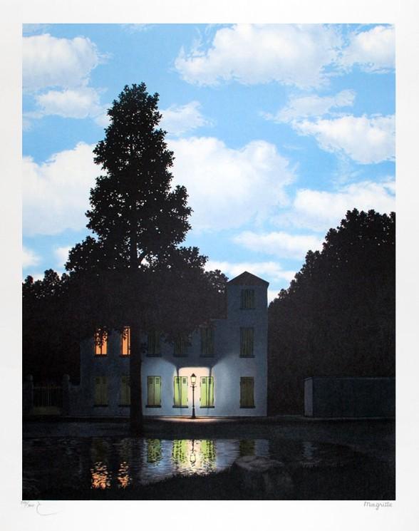 ▷ L'Empire des Lumières par René Magritte, 2010 | Edition | Artsper (899916)