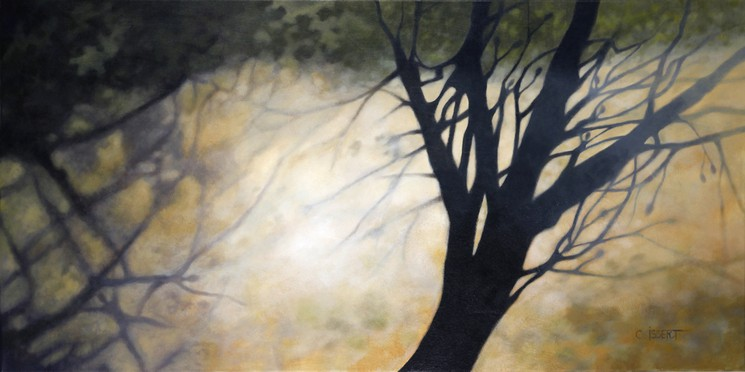 Terre D Ombre Par Caroline Issert 2019 Peinture Artsper 903132
