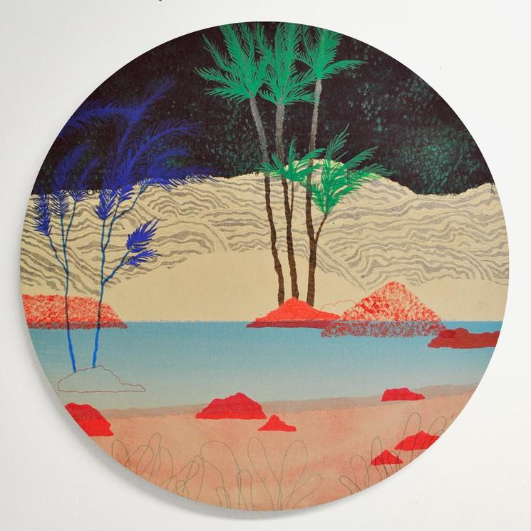 Estrant Par Eleonore Deshayes 2020 Peinture Artsper 911712