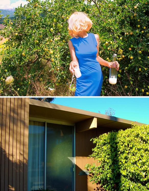Cristina Rizzi Guelfi, Dreamhouse Series n.16, Photographie sur Dibond