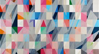 Peinture geométrique