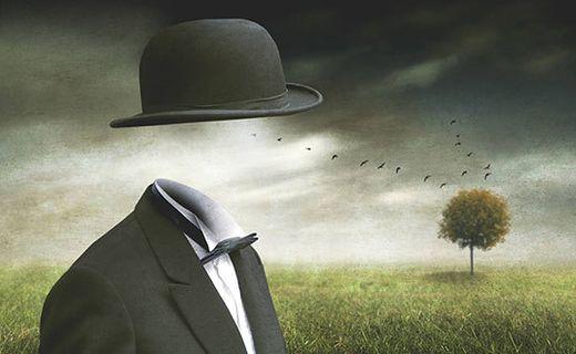 Inspiré par Magritte