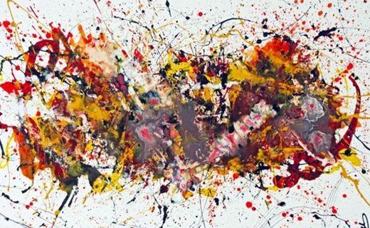 Inspiré par Pollock