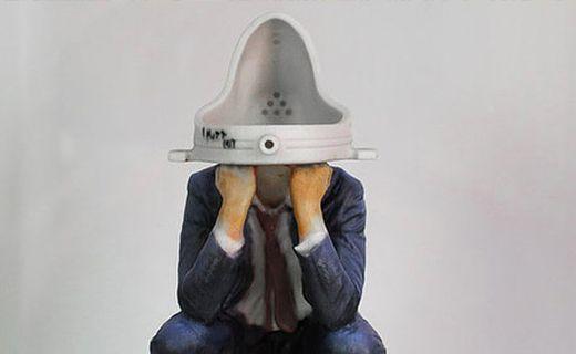 Inspired by Duchamp