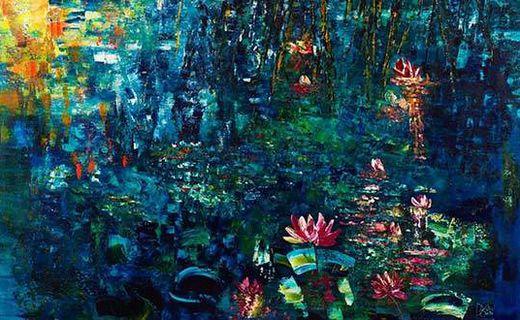 Inspiré par Monet
