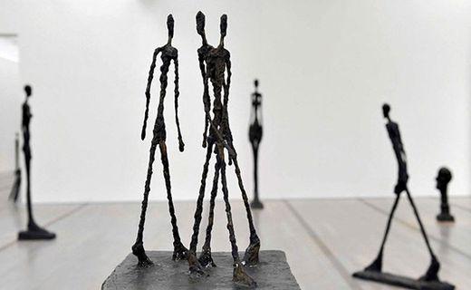 Inspiré par Alberto Giacometti